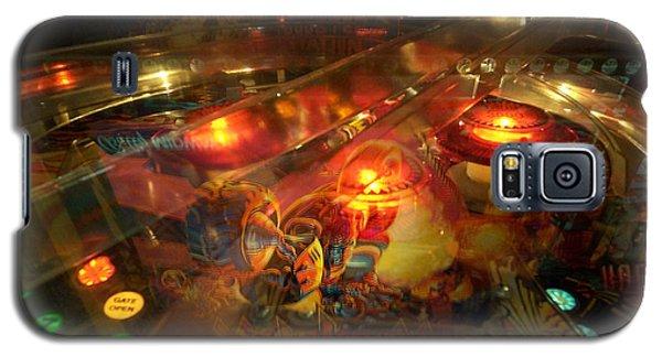 Pinball IIi Galaxy S5 Case by Lanita Williams