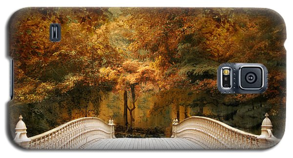 Pine Bank Autumn Galaxy S5 Case