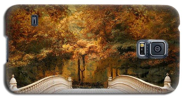 Pine Bank Autumn Galaxy S5 Case