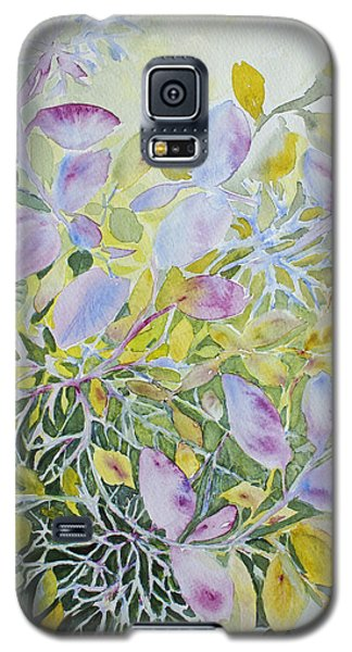 Pine Point Trail Vegetation Galaxy S5 Case