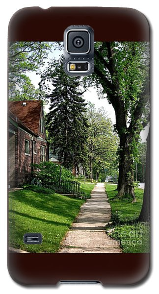 Pine Road Galaxy S5 Case