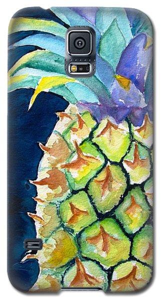 Pineapple Galaxy S5 Case by Carlin Blahnik