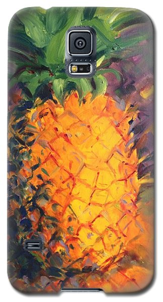 Pineapple Explosion Galaxy S5 Case