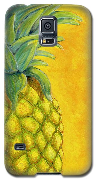 Pineapple Galaxy S5 Case by Karyn Robinson