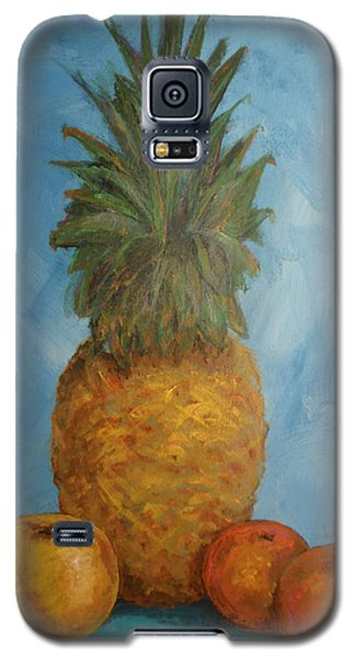 Pineapple Study No 2 Galaxy S5 Case