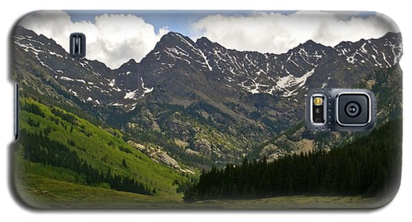Piney Lake Vail Colorado Galaxy S5 Case
