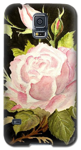 Pink Beauty Galaxy S5 Case by Carol Grimes