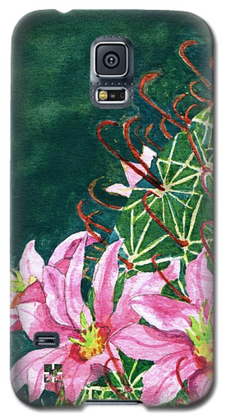 Pink Beauty Galaxy S5 Case