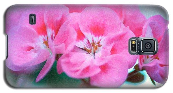 Pink Beauty Galaxy S5 Case