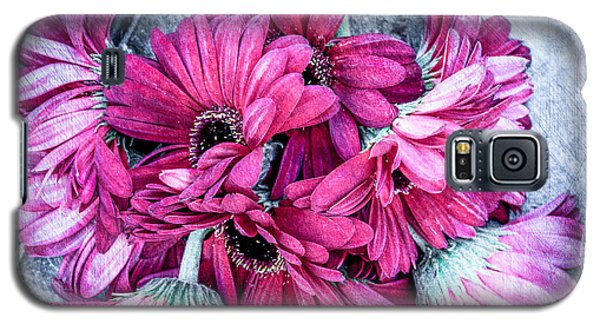 Pink Bouquet Galaxy S5 Case by Susan Cole Kelly Impressions