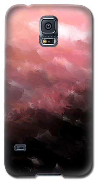 Pink Clouds Galaxy S5 Case