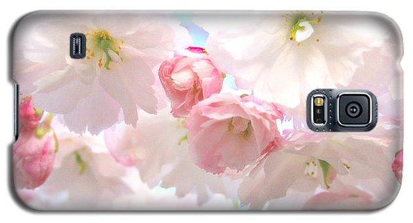 Pink Galaxy S5 Case by Deena Otterstetter