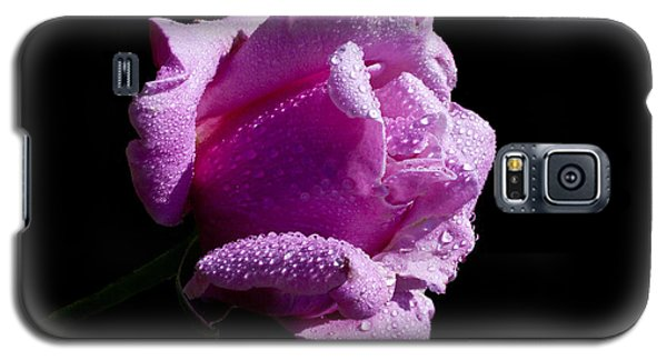 Galaxy S5 Case featuring the photograph Pink Delight by Doug Norkum