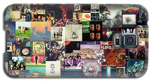 Pink Floyd Collage I Galaxy S5 Case