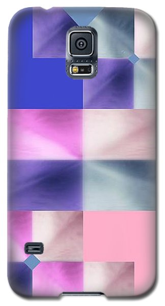 Pink Glow 2 Galaxy S5 Case