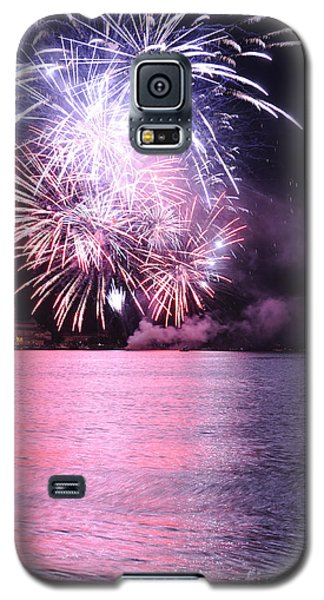 Pink Lake Galaxy S5 Case