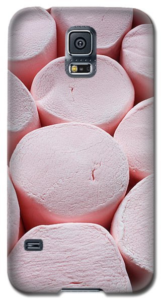 Pink Marshmallows Galaxy S5 Case