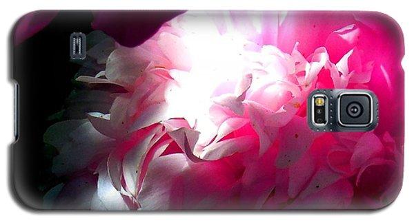 Pink Peony Galaxy S5 Case by Karen Molenaar Terrell