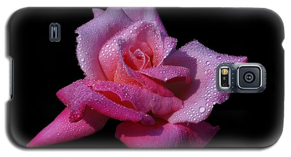 Galaxy S5 Case featuring the photograph Fuchsia by Doug Norkum