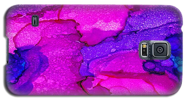 Pink-purple I Galaxy S5 Case