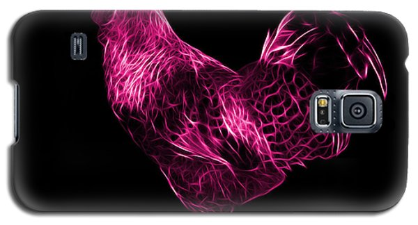 Pink Rooster 3186 F Galaxy S5 Case
