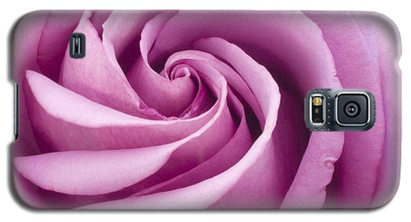 Pink Rose Folded To Perfection Galaxy S5 Case