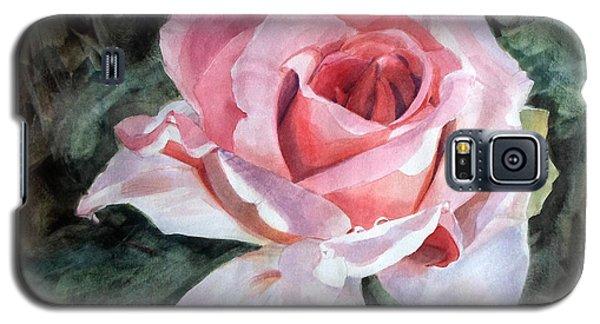 Pink Rose Greg Galaxy S5 Case