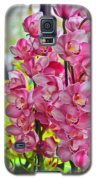 Pink Shadows Galaxy S5 Case