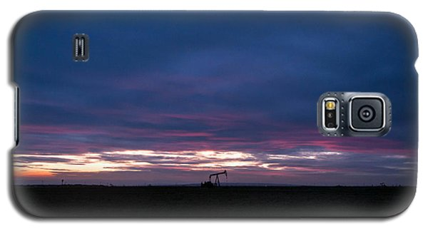 Pink Sky At Night Galaxy S5 Case