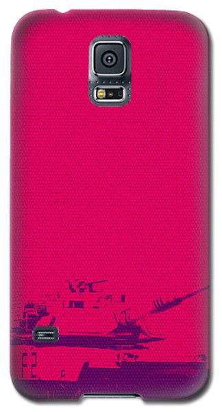 Pink Tank Galaxy S5 Case