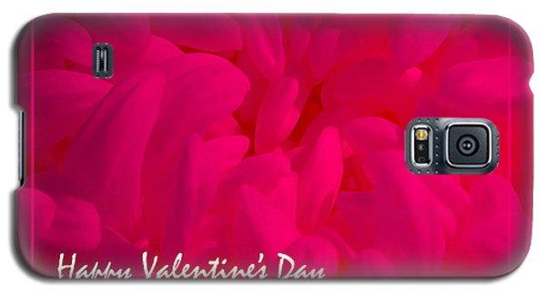Pink Valentine Galaxy S5 Case