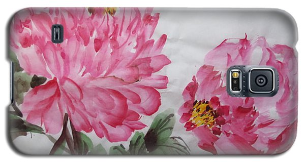 Pink0309-505 Galaxy S5 Case by Dongling Sun