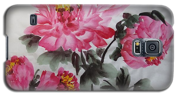 Pink030914-506 Galaxy S5 Case by Dongling Sun