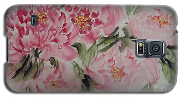 Pink122012-3 Galaxy S5 Case by Dongling Sun