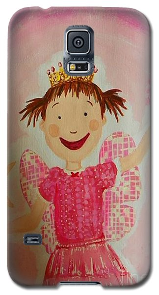 Pinkalicious Galaxy S5 Case by Marisela Mungia