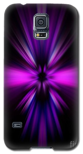 Pinks Galaxy S5 Case by Trena Mara