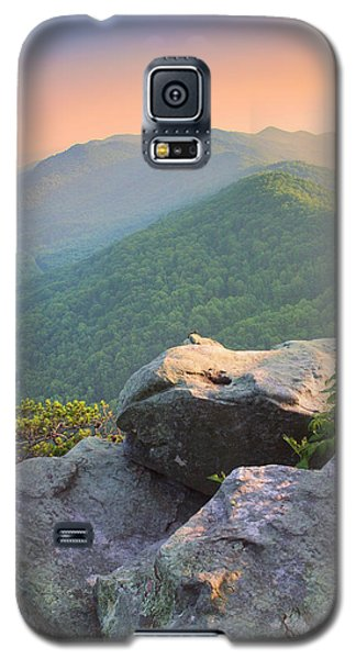 Pinnacle Rock Galaxy S5 Case