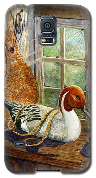 Pintail Duck Decoy Galaxy S5 Case