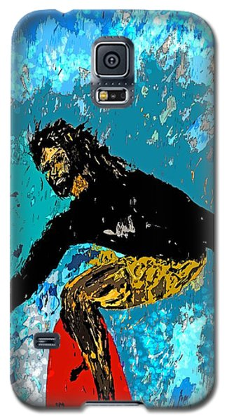 Pintail Galaxy S5 Case by Everette McMahan jr