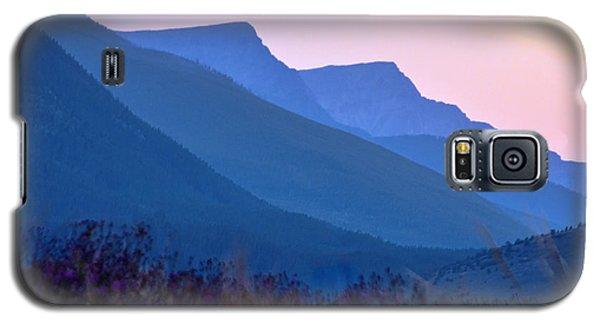 Pintlar Mountain Range Galaxy S5 Case