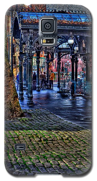 Pioneer Square In Seattle Galaxy S5 Case