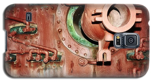 Pipe Maze Galaxy S5 Case