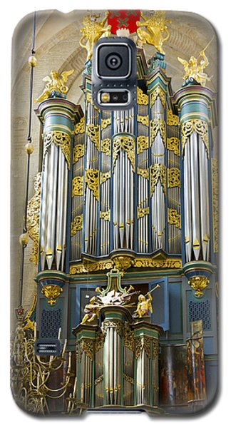 Pipe Organ In Breda Grote Kerk Galaxy S5 Case