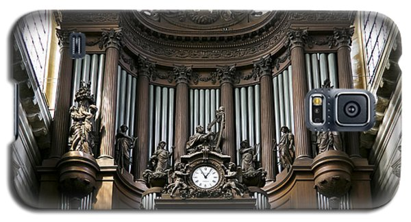 Pipe Organ In St Sulpice Galaxy S5 Case
