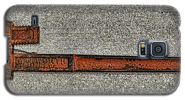 Pipe Wrench Made In U S A Galaxy S5 Case