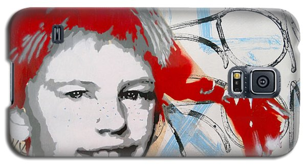 Pippi Longstocking  Galaxy S5 Case