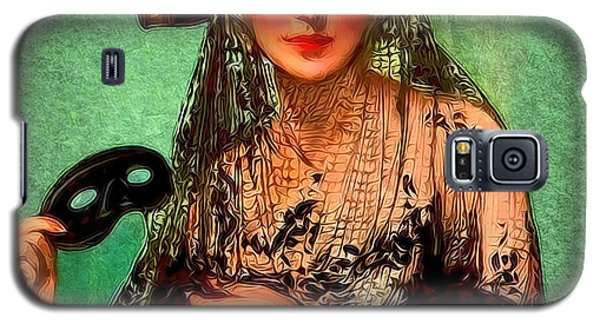 Pirate Jenny Galaxy S5 Case