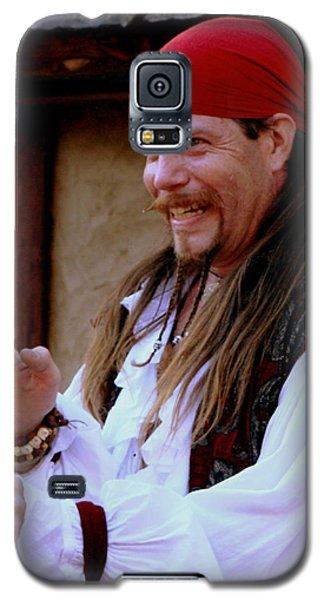 Pirate Shantyman Galaxy S5 Case by Rodney Lee Williams