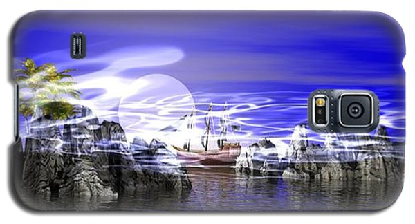Pirates Cove Galaxy S5 Case by Jacqueline Lloyd