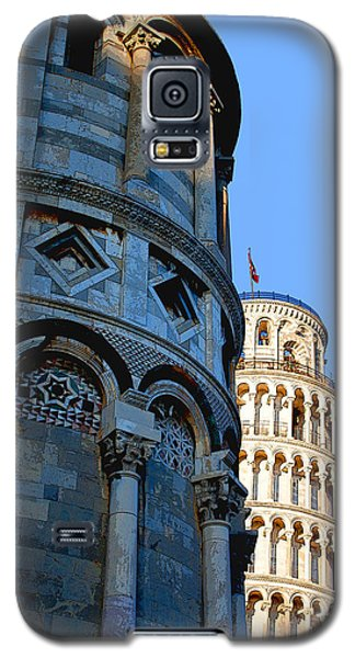 Pisa Tower Galaxy S5 Case